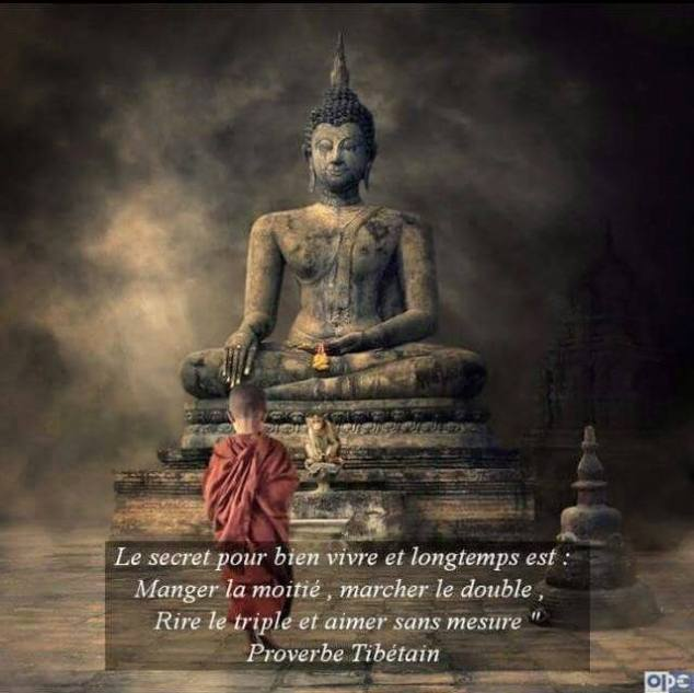proverbe tibetain